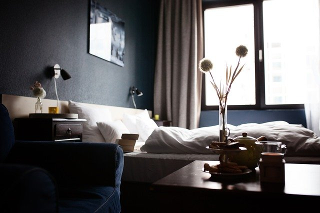 Komfortní ubytování na hotelu